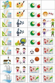 """Képtalálat a következőre: """"órarend clipart"""" 1st Grade Crafts, School Frame, Christmas Math, Help Teaching, Classroom Decor, Kids Learning, Activities For Kids, Preschool, Clip Art"""