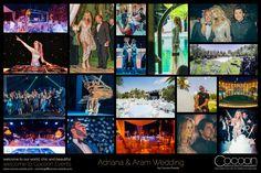 Adriana Karembeu Wedding Marrakech