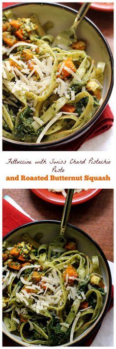 Fettuccine with Pesto, Asparagus, and Artichoke | Recipe | Artichokes ...