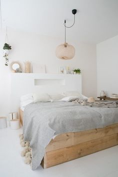 Cheap Home Decor .Cheap Home Decor Master Bedroom Design, Master Bedrooms, Bedroom Designs, White Bedroom, Bedroom Neutral, Airy Bedroom, Light Bedroom, Home And Deco, Trendy Bedroom