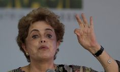 "Dilma presta entrevista bombástica à Roberto Cabrini, ""Temer se apressa porque…"