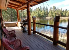 Stay In A Charming Oregon Cottage With Its Own Private Pond Oregon Vacation, Oregon Travel, Old Mill District, Cozy Cottage, Cozy Bedroom, Large Windows, King Beds, Stunning View, Front Porch