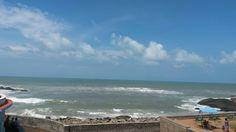 View from Gandhi Memorial