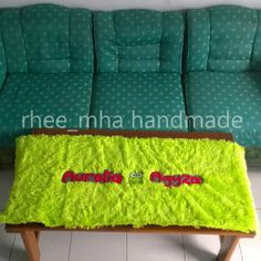 Uk 45x120, bahan rasfur, free request design
