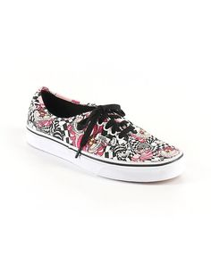 42702977c8 Disney Vans Cheshire Cat Alice In Wonderland Sneaker Shoe Size 8.5 Women 7  Men  vans