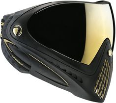 This is MY mask. Made by Dye, black and gold invision i4 mask comes upgraded with the best quality thermal dyetanium gold lense. The dyetanium is easily scratched, but the mask is virtually fog proof......