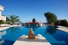 Dream villa to rent by ibiza360