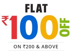 Ebay -  Get FLat Rs 100 OFF on Rs. 300 & Rs 200 OFF on Rs 500 or more [ ebay Diwali Loot ] [ Exclusive ]