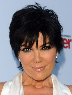 Kris jenner hair cuts | Kris Jenner Hairstyles - July 11, 2009 - DailyMakeover.com