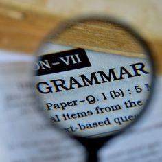 Na blogu záleží - vše o blogování na jednom místě Grammar Skills, Grammar Book, English Grammar, English Writing, English Vocabulary, Editing Writing, Writing Process, Writing Tips, Writing Skills