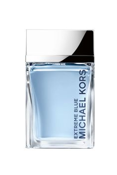 Extreme Blue, the latest fragrance for Michael Kors is a bold scent with mellow undertones. Bergamot, pepper, and ambrox offer a smooth, clean juxtaposition next to the scent's woody undercurrent. Perfect for those summer days at the beach. Toss it in your tote and jump in.  Extreme Blue ($78) by Michael Kors, macys.com     - Esquire.com