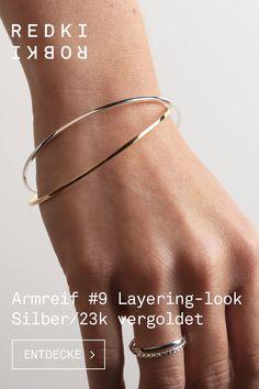 Frauen Kettenarmband versilbert Armband Schmuck edle Armbänder Armr HH