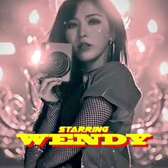 The Perfect Red Velvet Bad Boy Wendy