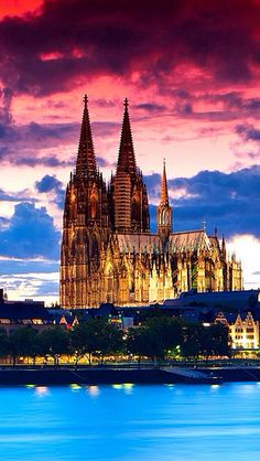 Cologne Cathedral - Cologne - Germany
