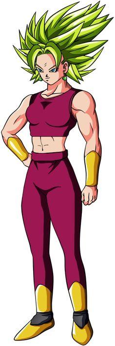 Super Saiyan Kefla Universe 6 by on DeviantArt Akira, Dbz, Goku, Dragon Ball, Naruto, Universe, Deviantart, Fictional Characters, Girls