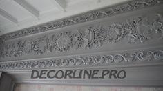 Орнаменты из полимера. Резной декор из древесной пасты, древесной пульпы, полимера, полиуритана, ППУ, МДФ, прессованный декор, декор из массива, декор из дерева