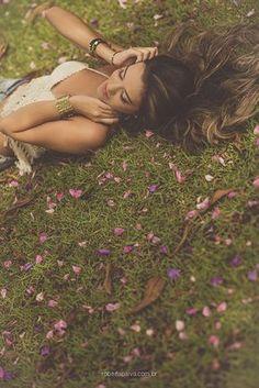 Isadora Marques: Inspirações de fotos para tirar na Primavera