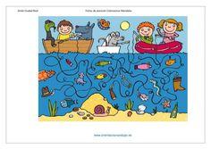 laberintos divertidos a todo color imagenes_3