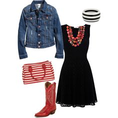 red cowboy boots and sundress outfit Sundress Outfit, Outfit Ideas, Red Cowgirl Boots, Cowboy Boot Outfits, Red Boots, Cowgirl Chic, Cowgirl Style, Brown Boots, Gowns