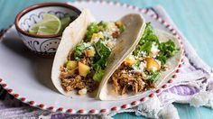 Prepare these easy tacos for taco night in under an hour!