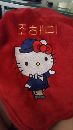 Your place to buy and sell all things handmade Embroidering Machine, Embroidery On Clothes, Flight Attendant, Machine Embroidery Designs, Chibi, Hello Kitty, Pokemon, Snoopy, Stitch
