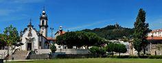 Lugares Santos em Portugal: Capela de Nossa Senhora da Agonia, Viana do Castelo