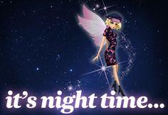 I like night time...