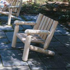 Rustic Natural Cedar 0100004 Cedar Looks Outdoor Low Back Lounge Arm Chair