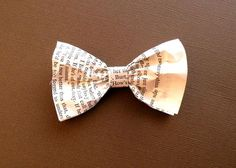 I am so excited to have another video up today, I hope you find some inspiration from it. These are Book Print Bows, made from recycled old book. Book Crafts, Arts And Crafts, Paper Crafts, Baby Boy Sprinkle, Crafts To Make, Diy Crafts, Crafty Projects, Art Projects, How To Make Bows