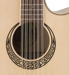 12-String Muse Guitar.  A friend of mine taught me to play a couple of cool things on the 12-string.  Thanks, Ray!