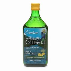 Norwegian Cod Liver Oil. I use the Spring Valley brand, orange flavored. 1 tablespoon a day. Great for skin, great for your heart, just do it.