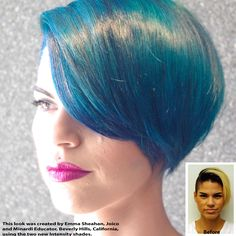 "Enter for a chance to win an assistantship with Joico! The grand prize winner of the Joico K-PAK Color Intensity Haute Hues contest will be on set assisting ""the icon of style and cut"" Damien Carney, along with the two-time NAHA Haircolor winner Sue Pemberton, as they create head-turning looks for a photoshoot to be featured in an upcoming issue of MODERN."