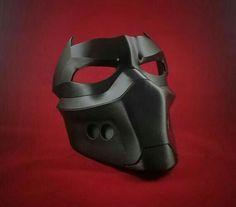 Red Hood Helmet, Futuristic Helmet, Batman Comic Art, Gotham Batman, Batman Robin, Ninja Mask, Cosplay Helmet, Jason Todd Batman, Half Mask
