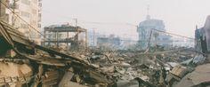 고베 대지진 20년, 재앙 직후 사진들이 공개됐다(사진)