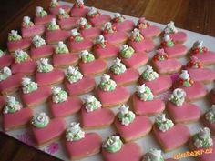 Bridal Shower Desserts, Mini Cupcakes, Cake Decorating, Decorating Ideas, Tea Party, Wedding Cakes, Food And Drink, Birthday Cake, Treats