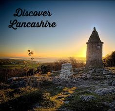 Discover the food, countryside, and coastline of Lancashire, the red rose county. British Travel, Wars Of The Roses, British Countryside, Blackpool, Small Island, Lancaster, Preston, Where To Go, Monument Valley
