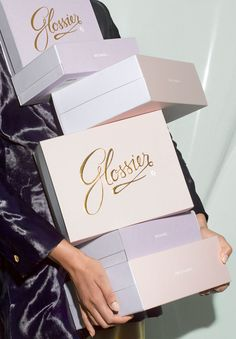 FOR THE BEAUTY || NOVELA BRIDE...Coveting Glossier || Where the modern romantics play & plan the most stylish weddings... www.novelabride.com.au @novelabride #jointheclique
