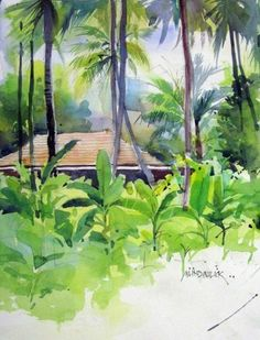 Page 2 « landscapes – milind mulick Page 2 « landscapes | & his art..