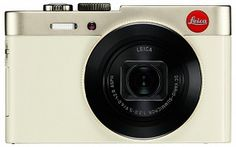 The C digital camera from Leica is a stylish, high performance compact camera featuring built-in Wi-Fi and an NFC (Near Field Communication) module for easy connectivity, manual lens ring, up to Movie Records, Technology Gifts, System Camera, Home Tech, Point And Shoot Camera, Leica Camera, Camera Photography, Fujifilm Instax Mini, Gold