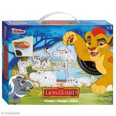 Compra nuestros productos a precios mini Kit Sello Disney Infantil - La guardia del rey León - 6 uds - Entrega rápida, gratuita a partir de 89 € !