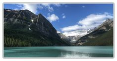 Lake Louise in Banff National Park (Canadian Rockies)