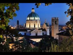 Places to see in ( Brescia - Italy ) Duomo Nuovo #instatraveling #travelingourplanet #travelingtheworld #lovetraveling #traveling #travel#worldtravel