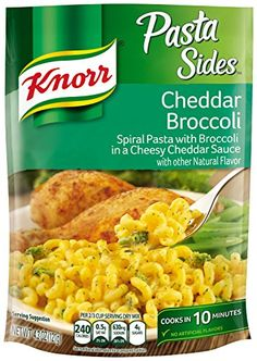 Knorr Pasta Sides Cheddar Broccoli 43 Ounce * You can get more details by clicking on the image.