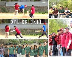 XPL cricket match! 5 days, 6 teams! Lots of cheering, fun and activity!  That is how a working day should always start! www.extentia.com