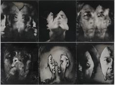 SALLY MANN Untitled (Self Portrait 2011 Ambrotype, unique collodion wet-plate positives on black glass, with sandarac varnish 15 × 13 in × cm Film Photography, Creative Photography, Nature Photography, Street Photography, Landscape Photography, Fashion Photography, Wedding Photography, Joel Peter Witkin, Gagosian Gallery