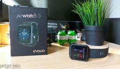 Evolio X-Watch 3 Review