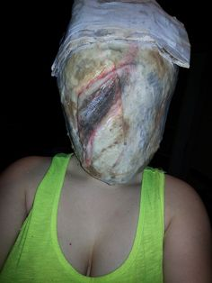 Silent Hill Nurse Mask #halloween #video_game
