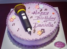 Microphone with speaker cake - Google Search