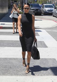 40 Office Fashion Looks To Copy Today - Global Outfit Experts Office Fashion, Work Fashion, Fashion Looks, Fashion Outfits, Summer Outfits, Cute Outfits, Sexy Outfits, Draya Michele, Look Girl