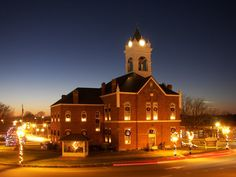 Blairsville, GA - My hometown.